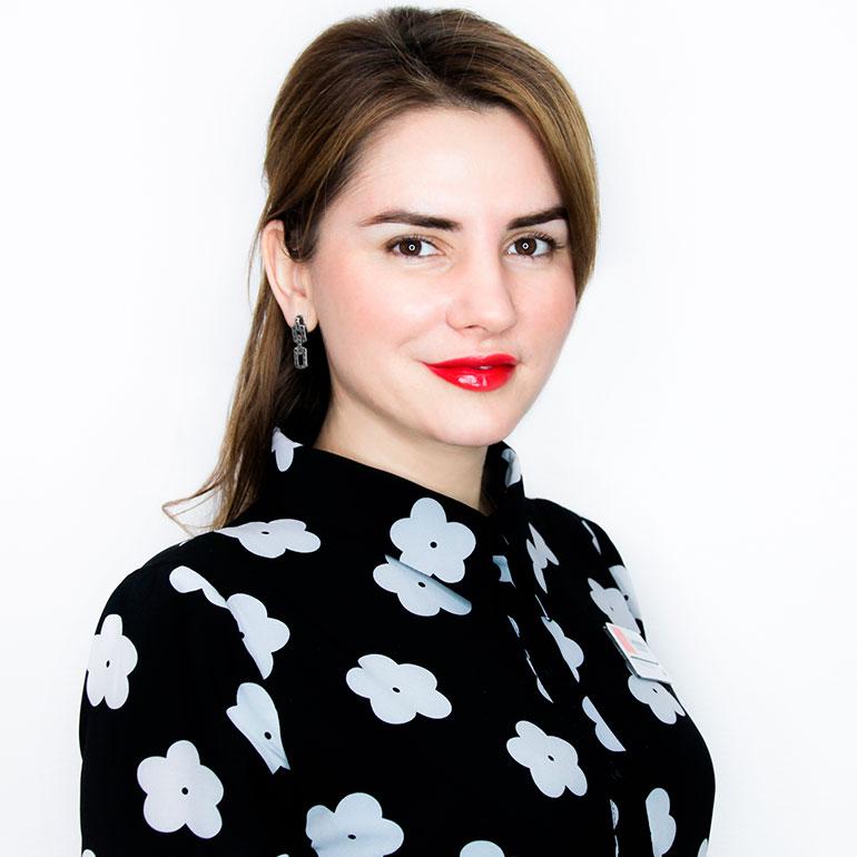 Инна Григорян
